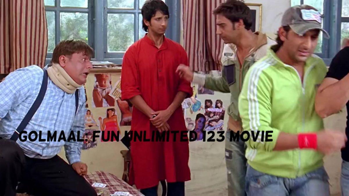 Golmaal Fun Unlimited 123 Movie