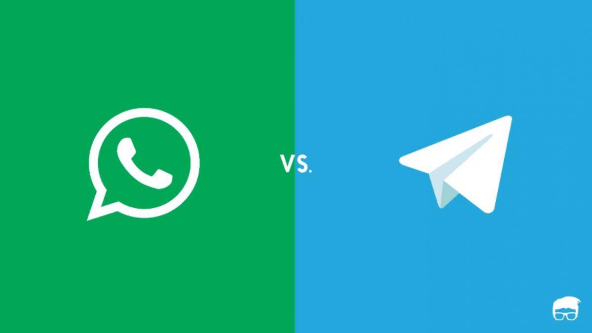 Whatsapp Vs. Telegram, What Do You Prefer